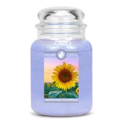 vonná svíčka GOOSE CREEK Sunflower Daydream 680g