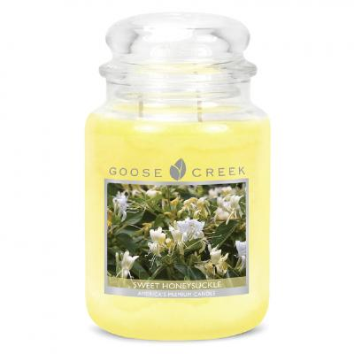 vonná svíčka GOOSE CREEK Sweet Honeysuckle 680g