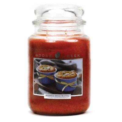 vonná svíčka GOOSE CREEK Pumpkin Spice Muffin 680g