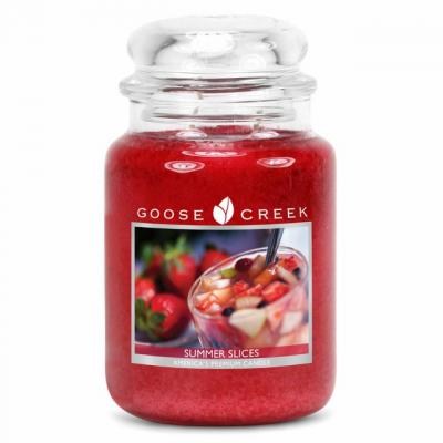 vonná svíčka GOOSE CREEK Summer Slices 680g
