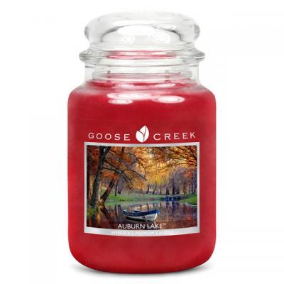 vonná svíčka GOOSE CREEK Auburn Lake 680g limitovaná edice