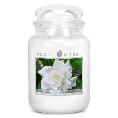 vonná svíčka GOOSE CREEK Gardenia Petals 680g