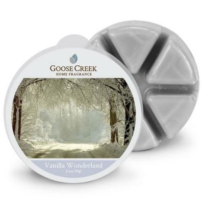 vonný vosk GOOSE CREEK Vanilla Wonderland 59g