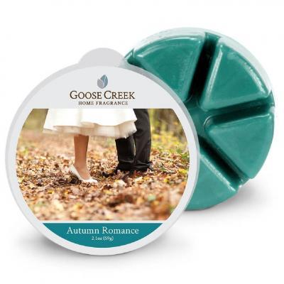 vonný vosk GOOSE CREEK autumn romance 59g