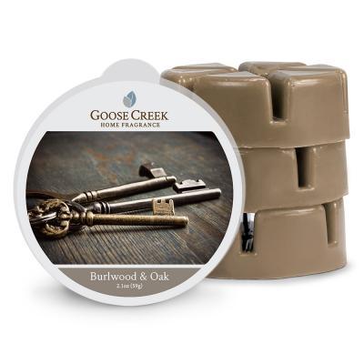 vonný vosk GOOSE CREEK Burlwood & Oak 59g
