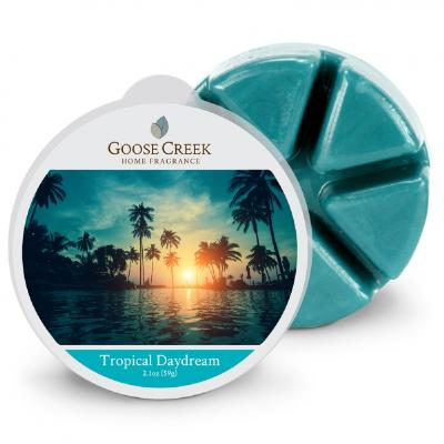 vonný vosk GOOSE CREEK Tropical Daydream 59g