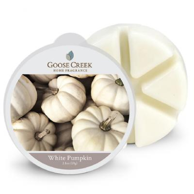 vonný vosk GOOSE CREEK White Pumpkin 59g